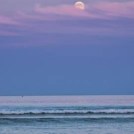 Steven Ralser - Moonrise - Ogunquit Beach - Maine