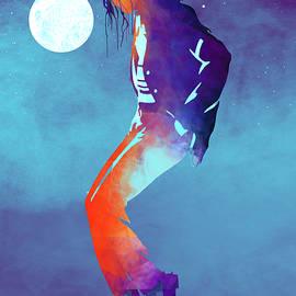 Moonwalker  by Boghrat Sadeghan