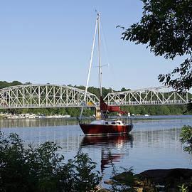 Mooring at The Bridge