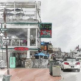 Brenda Spittle - More Signs at Hampton Beach