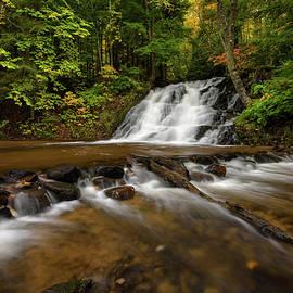 Morgan Falls by Gregory Berger