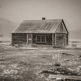 Mormon Row Grand Teton National Park  by Scott McGuire