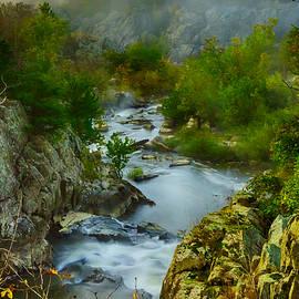 Amanda Jones - Morning Above Great Falls