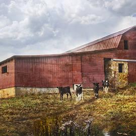 Debra and Dave Vanderlaan - Morning at the Dairy Farm
