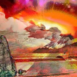 Catherine Lott - Morning Glory Artwork