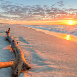 Morning Glow by Gary Oliver