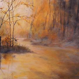 Alan Lakin - Morning Gold