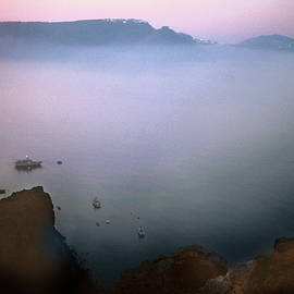 Yuri Lev - Morning in Oia