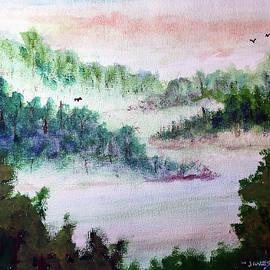 James Pinkerton - Morning Mist