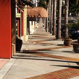 Morning on California Street by Julieanne Case