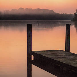 Don Johnson - Morning on the James River