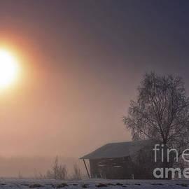 Jukka Heinovirta - Morning On The Winter Fields