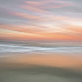 Morning Pastels In Motion by Alexander Kunz