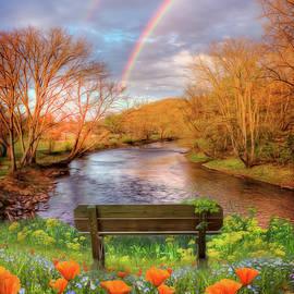 Debra and Dave Vanderlaan - Morning Rainbow Mists