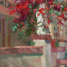 Morning Sun by Betty Jean Billups