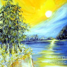 Oksana Semenchenko - Morning Sunrise. Life is beautiful