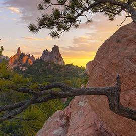 Tim Reaves - Morning Sunrise