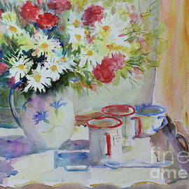 Marsha Reeves - Morning Tea