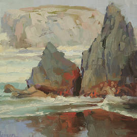 Morning Tide by Steve Henderson