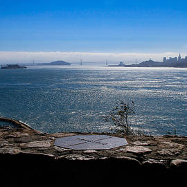 Bonnie Follett - Morning View of San Francisco Bay