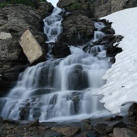 Jeff Swan - Morning waterfall