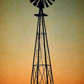 Gary Richards - Morning Windmill