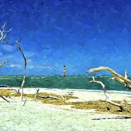 Allen Beatty - Morris Island Lighthouse 2