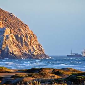 Flying Z Photography By Zayne Diamond - Fishing Trawler at Morro Rock