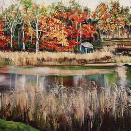 Morton Arboretum No.1 by Carole Sluski