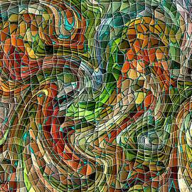 Mosaic #75 by Iris Gelbart