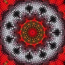 Shawna Rowe - Mosaic Kaleidoscope 2