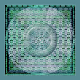 Andy Young - MOSAICEA in BLUE