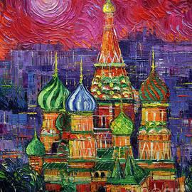 Mona Edulesco - Moscow Saint Basil
