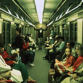 Moscow Subway by Richard Singleton
