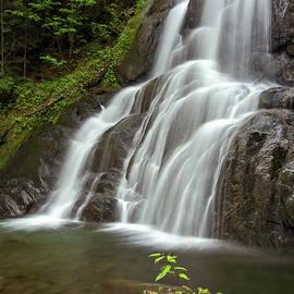 Moss Glen Falls 2 by John Vose