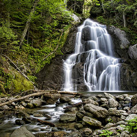 Moss Glen Falls by Stephen Stookey