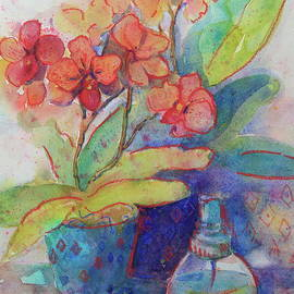 Marsha Reeves - Moth Orchids