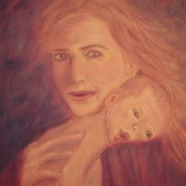Mother and child by Jacob R