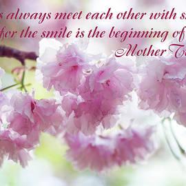 Eleanor Bortnick - Mother Teresa Quote