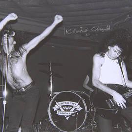 Sue Rosen - Motor City Rockers