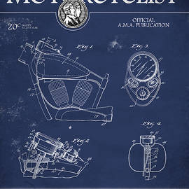 Mark Rogan - Motorcycle Magazine Harley Motorcycle Design 1937