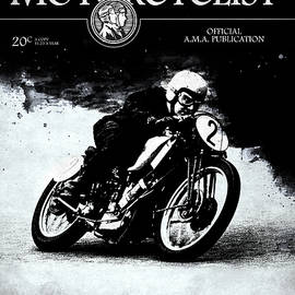 Motorcycle Magazine Racer Number Two 1939 - Mark Rogan