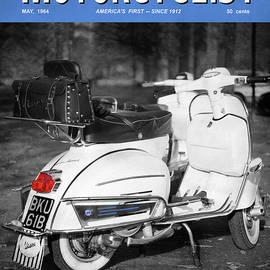 Motorcycle Magazine Vespa Italian Style 1964 - Mark Rogan