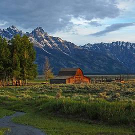John Moulton Barn by Ben Prepelka