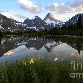 Mount Assiniboine Canada 10 by Bob Christopher