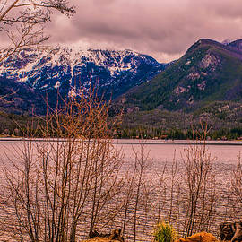 Mount Baldy From Point Park by Tom Potter