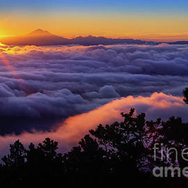 Inge Johnsson - Mount Constitution Sunrise