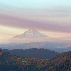 Mount Jefferson, Willamette National Forest, Oregon by Robert Mutch