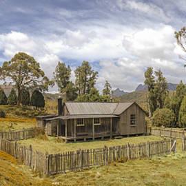 Tony Crehan - Mount Kate View - Cradle Mountain, Tasmania, Australia