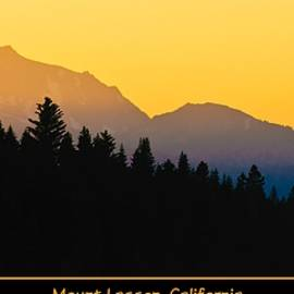 Mount Lassen, California by Sherri Meyer